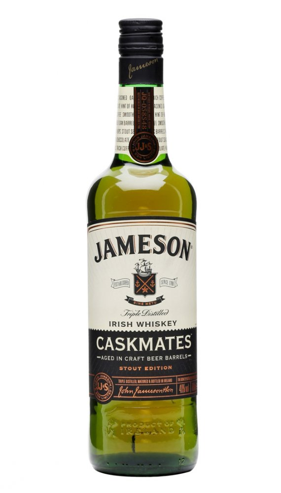Jameson Caskmates Stout Edition 0,7l 40%