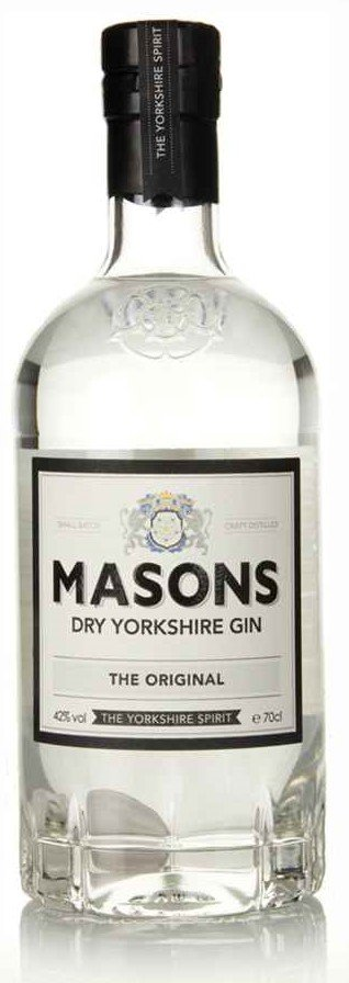 Masons Dry Yorkshire Gin Original 0,7l 42%