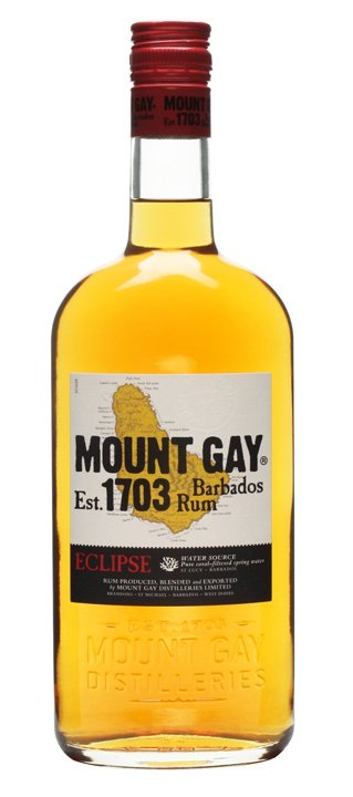 Mount Gay Eclipse 1703 0,7l 40%