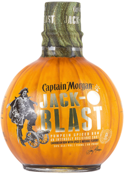 Captain Morgan Jack - O'Blast 0,7l 30%
