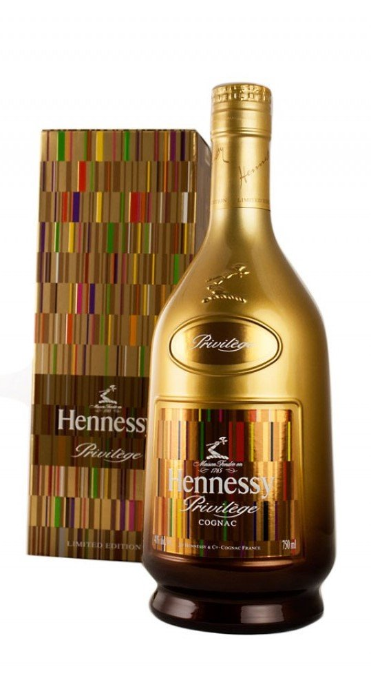 Hennessy Privilege Collectors 0,7l 40% L.E.