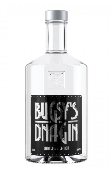 Bugsy's DNA Gin Vol.4 0,5l 45% L.E.