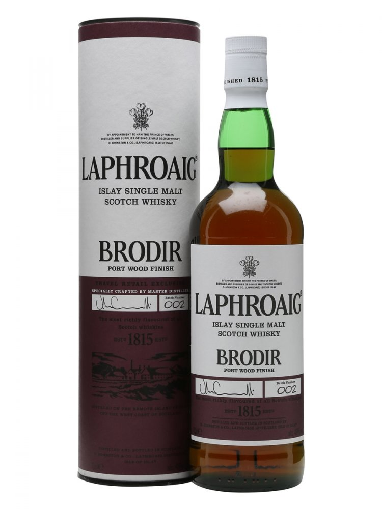 Laphroaig Brodir Port Finish 0,7l 48%