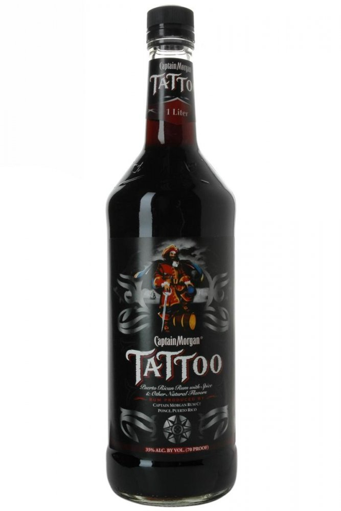 Captain Morgan Tattoo 0,7l 35%