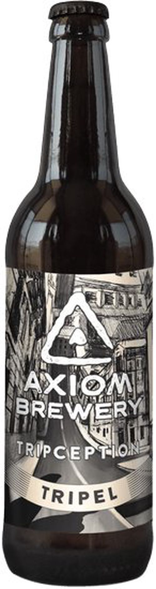 Axiom Tripception – Belgian Tripel 18° 0,33l 8%