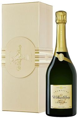 Cuvéé William Deutz Brut Millesime 2009 0,75l 12% GB