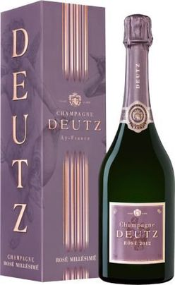 Deutz Rosé Millesime 2014 0,75l 12% GB