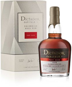 Dictador Capitulo Uno Port Cask 1998 0,7l 42% GB