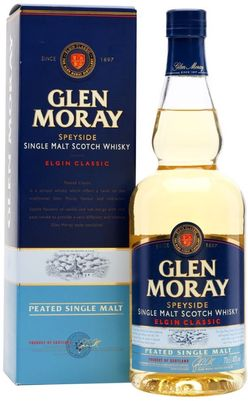 Glen Moray Peated 0,7l 40% GB